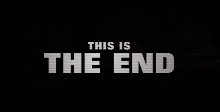 SMS The End