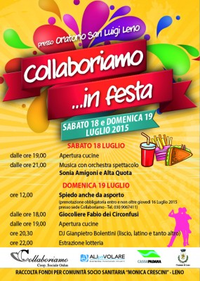 Collaboriamo 2015