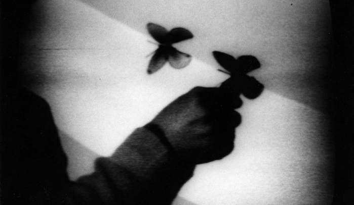 Giuliano Giuman- Trace of a Shadow, 1976 20', ½'' open reel