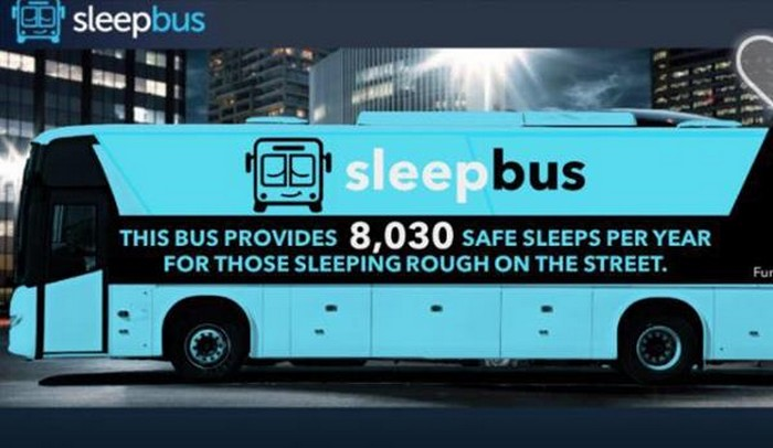sleep bus