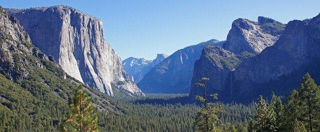 El Capitain, California