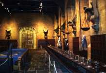 The Great Hall, Hogwarts, tratto da wikipedia.org