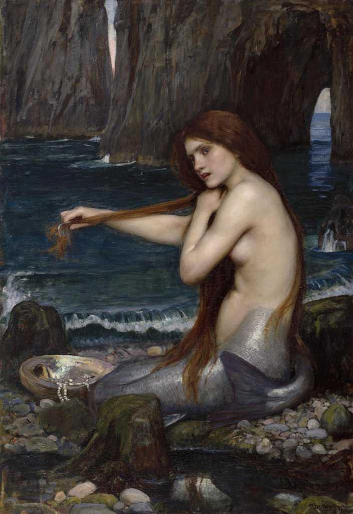 Waterhouse_Sirena_Royal-Academy-of-Arts