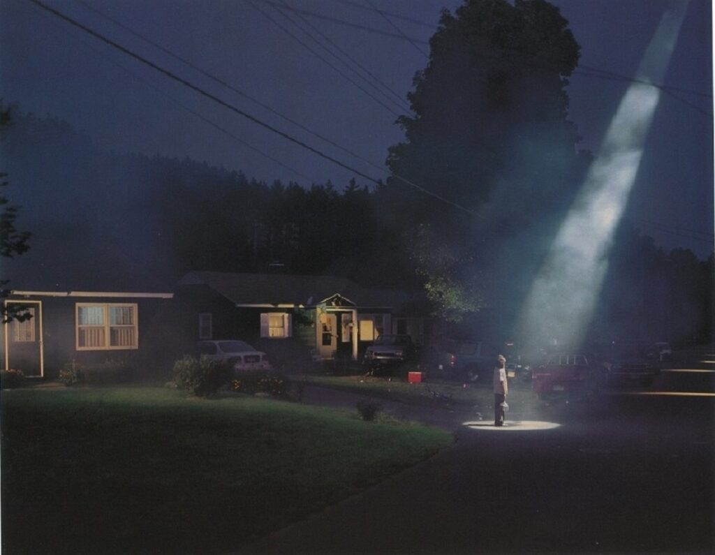 Gregory Crewdson Untitled Beer Dream 1998 Courtesy Photology
